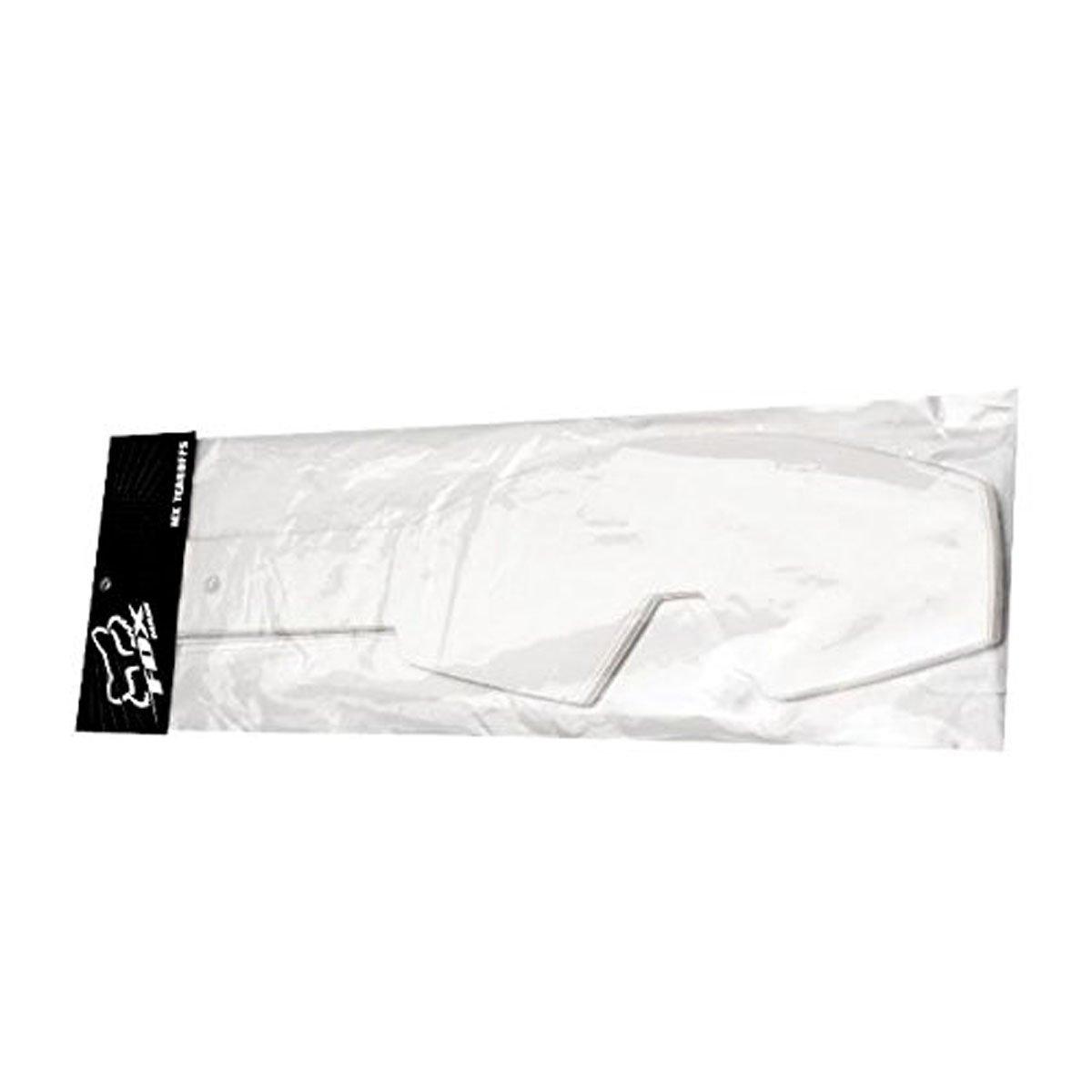 Fox Racing AIRSPC Standard 25-Pack Adult Tear-Offs Motocross//Off-Road//Dirt Bike Motorcycle Eyewear Accessories