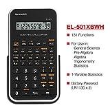 Sharp EL501XBWH Engineering/Scientific
