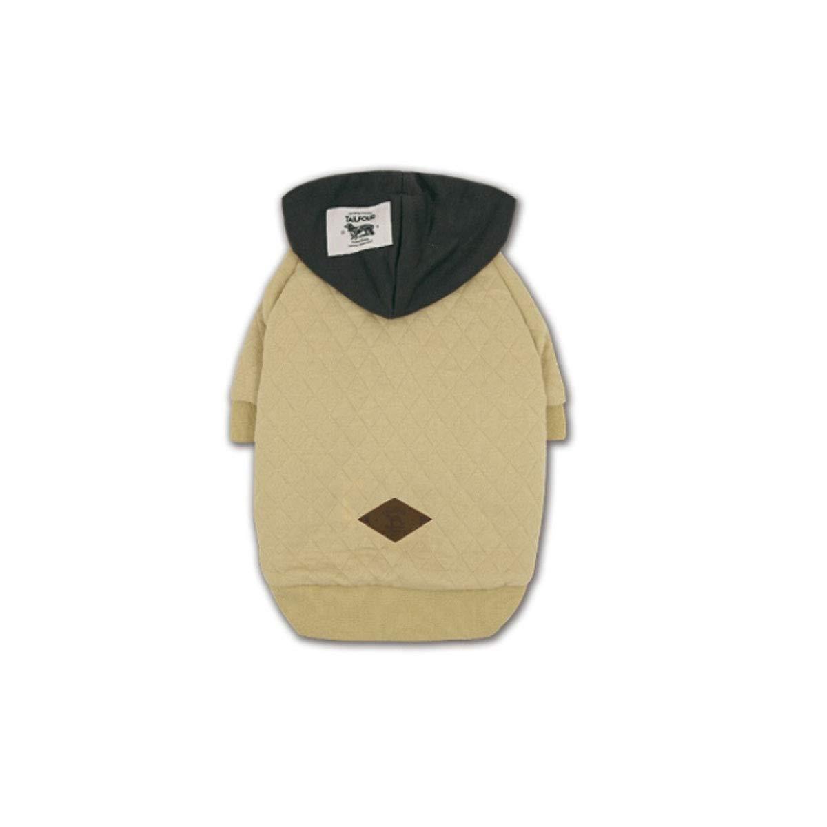 Kuqiqi Inverno Nuovo Teddy Cotton Coat Pet Vestiti per Cani Piccolo Cane Giacca in Cotone Double-Sided Cotton Vest Cat SN8250 TFCLO001402 XS Ultimi Modelli (Colore   Number 22, Dimensione   XS)