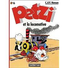PETZI T16 : PETZI ET LA LOCOMOTIVE