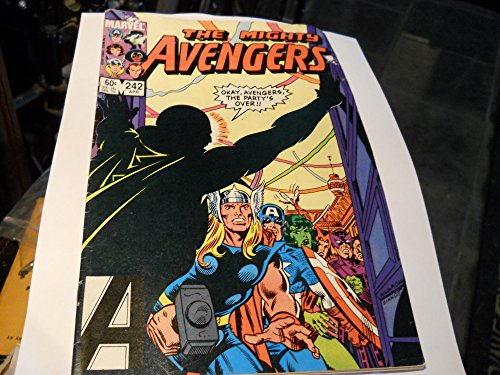 The Avengers, Vol. 1, No. 317 (May, 1990) -