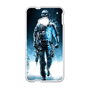 Battlefield 3 Game HTC One M7 Cell Phone Case White present pp001_9763840