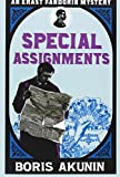 Special Assignments: The Further Adventures of Erast Fandorin by Boris Akunin front cover