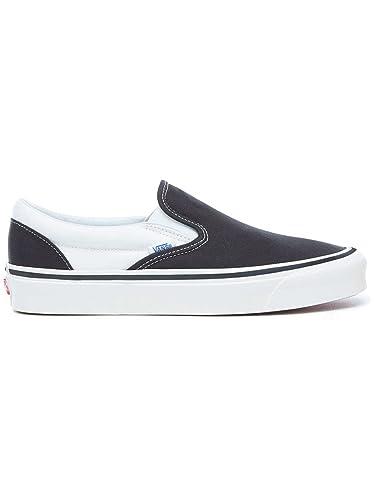 9d3df6c70cc Botines Femme Bottines Bellamy en Cuir NAX Gris pour Enfant fille - Promo Vans  Classic Slip Vans Classic Slip-On 98 DX chaussures black white