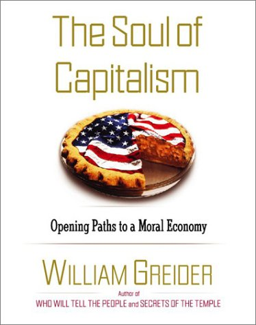 Soul of Capitalism: A PATH TO A MORAL ECONOMY by Highbridge Audio
