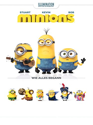 Filmcover Minions