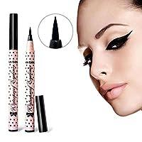 Susenstone Eyeliner Pen Maquillage Cosmétique Noir Rose Liquid Eye Liner Crayon Composent Outil