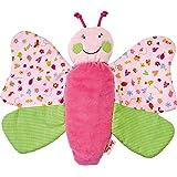 Käthe Kruse 74860 Im Garten Wendeschmusetuch Schmetterling