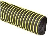 Flexaust 8 Feet of 8 Inch T7W Flexible Hose for Lawn Leaf Blower Vac Grass Catcher Bagger