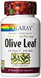 Solaray Olive Leaf Extract 22% Supplement, 250 mg, 30 Count Review