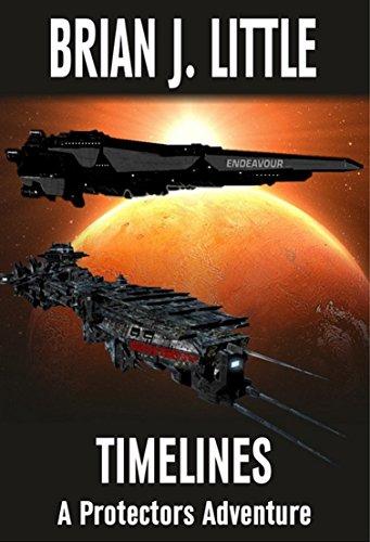 Amazon.com  Timelines (A Protectors Adventure Book 4) eBook  Brian J ... 8ebd6c682292a