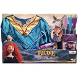 Creative Designs - BRAVE Merida's Adventure Dress With Bow and Arrow Set