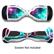Self Balancing Scooters Skins Hover Electric Protective Boards Stickers Skate Board Vinly Decals for Two Wheel Self Balance Board - Stars