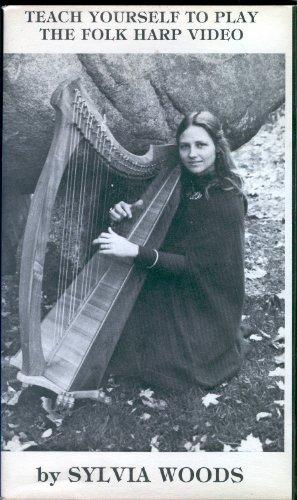 Teach Yourself to Play the Folk Harp Video ()