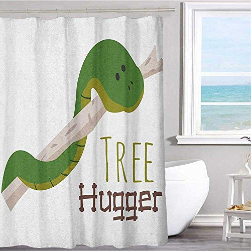 Personalized Pattern Shower Curtain 36