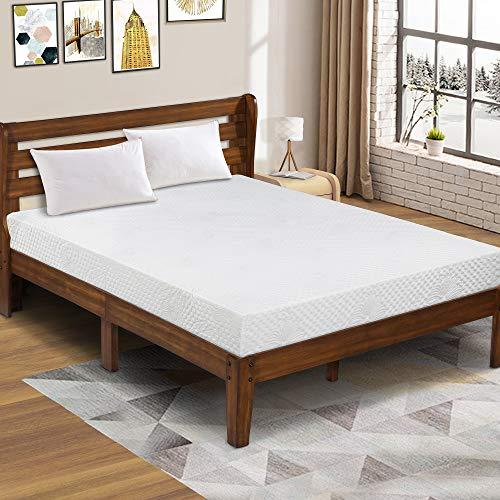 - Olee Sleep 5 Inch Gel Adaptive Comfort Memory Foam Mattress 05FM04 (Twin)