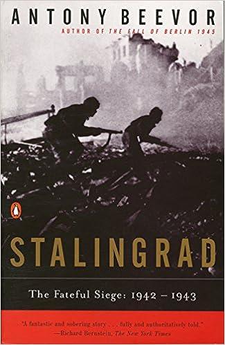 Stalingrad: The Fateful Siege: 1942-1943