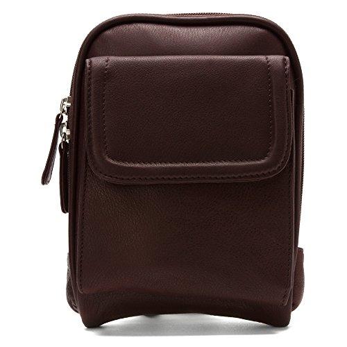 (Osgoode Marley Mini Organizer Bag (Raisin))