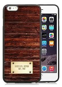 Hot Sale M-ichael K-ors iPhone 6S Plus TPU Case ,Popular And Unique 157 Black Phone Case For iPhone 6S Plus Screen Case Fashion Custom Designed