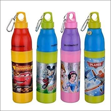 Buy Kieana Water Bottle Sipper For Kids Birthday Return Gifts Pack Of 3 Online At Low Prices In India