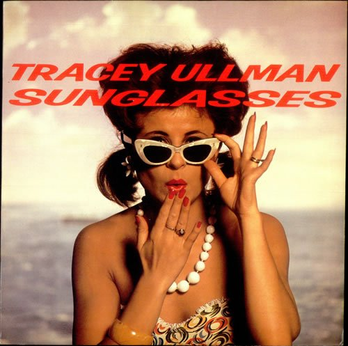 Tracey Ullman Sunglasses 1984 UK 7