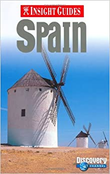 Book Spain Insight Guide (Insight Guides)