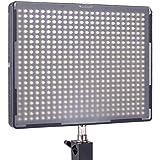 Aputure AL-528W Flächenleuchte (Videoleuchte/LED-Panel) 1220 Lux (100 cm) - z.B. für DSLR oder Systemkamera Videografie