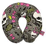 Monster High Kids' Travel Pillow