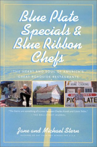 Read Online Blue Plate Specials and Blue Ribbon Chefs PDF