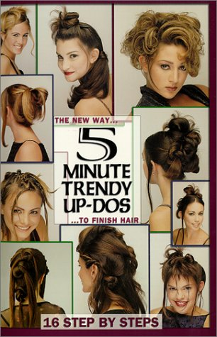 5 Minute Trendy Up-Dos