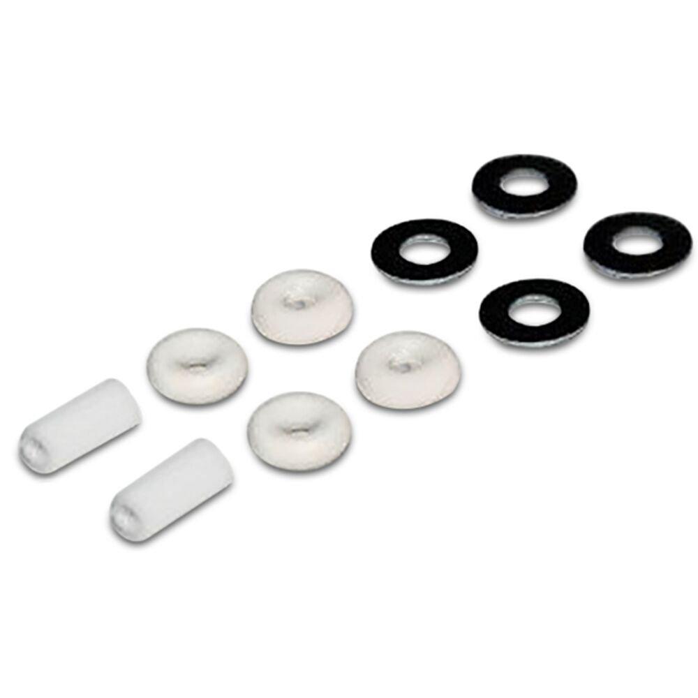 Teak Tuning O-Ring Fingerboard Tuning Kit White