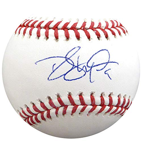 Dee Gordon Autographed Signed Memorabilia Official MLB Baseball Seattle Mariners Mcs Holo #76928 - Certified Authentic