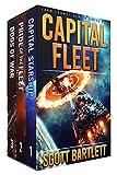 Capital Fleet: The Complete Ixan Legacy Series Box Set