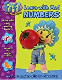 Numbers. Created by Keith Chapman (Fifi and the Flowertots)