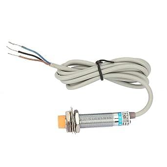 Interrupteur Detecteur de Proximite LJ12A3-4-Z//BY DC PNP Normalement Ouvert