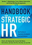 img - for Handbook for Strategic HR - Section 7: Globalization, Cross-Cultural Interaction, and Virtual Working Arrangements book / textbook / text book