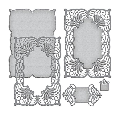 - Spellbinders S6-045 Nestabilities Cascading Grace Etched/Wafer Thin Dies