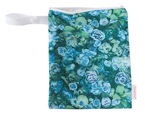 Multi-purpose WET BAG by PumpEase - Royal Blooms