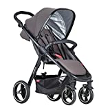 phil&teds Smart Buggy - Graphite