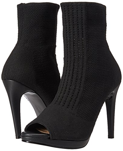 Mujer O17890 DVA Altas para Negro Zapatillas OSSY7Hqpa