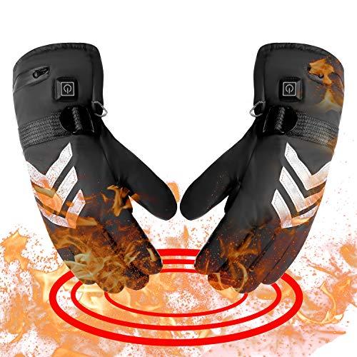 Romeifly Electric Heated Gloves