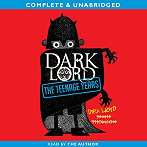 Dark Lord: The Teenage Years Audiobook