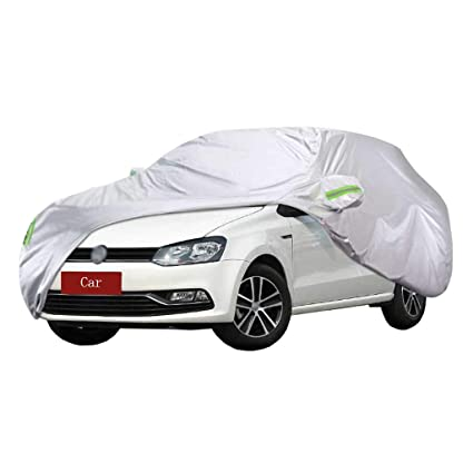 Amazon.es: Cubierta de coche Compatible con Volkswagen POLO ...