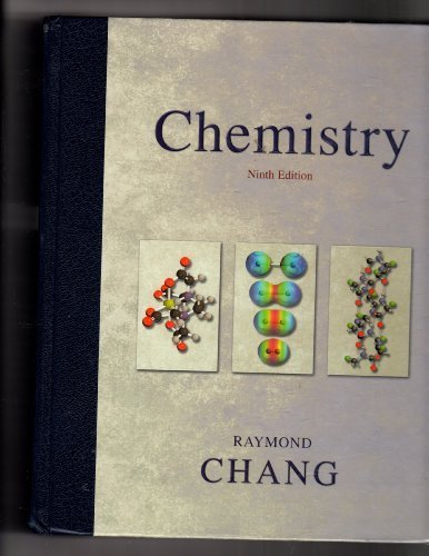 Download Chang Chemistry, 9th Edition (Annotated Teacher's Edition) [Hardcover] ebook