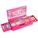 Princess Girl's all-in-one Deluxe Makeup Palette with mirror