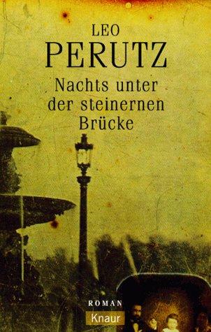 Download Nachts unter der steinernen Brücke. pdf epub