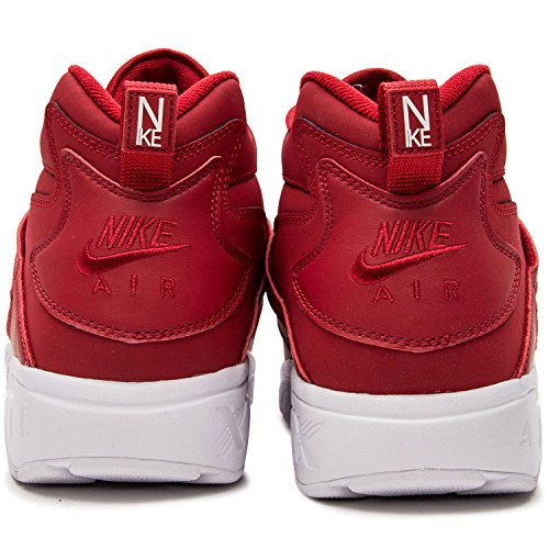 Nike Air Diamond Turf Gym Rouge Blanc 309434 600 Deion Sanders Mens Cross Trainers Rouge / Blanc