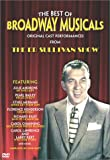 The Best of Broadway Musicals: Original Cast Perfomances From the Ed Sullivan Show [Import]