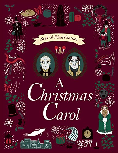 A Christmas Carol (Seek and Find Classics)