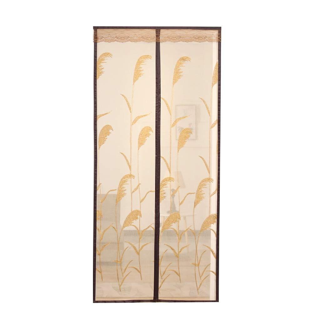 servicio de primera clase CH-Magnetic Curtain Curtain Curtain Cortina del Anti-Mosquito, Cortina Muda Magnética de la Ventilación a Prueba de Moscas del Hogar, Photo Colour, 90cmx220cm  en stock